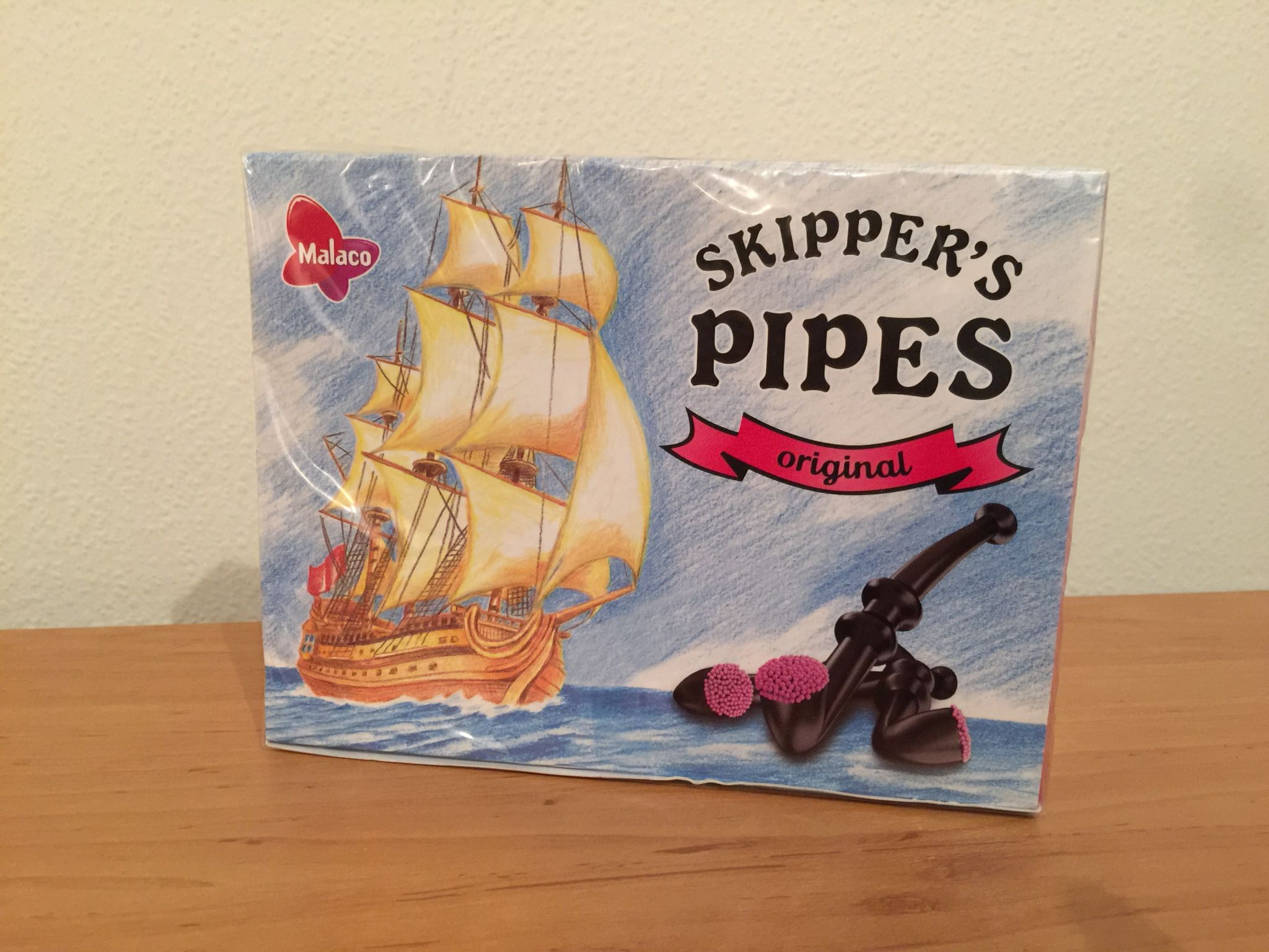Die Skipper's Pipes aus Schweden
